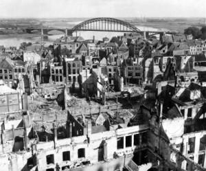 Nijmegen na de bevrijding
